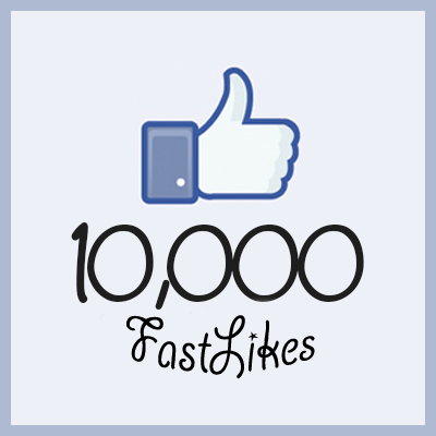 10000 likes facebook