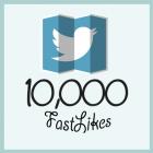 10000twitter