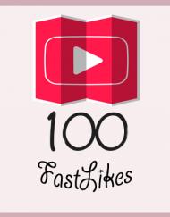 100 youtube likes