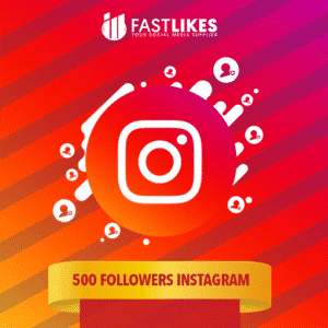 500 FOLLOWERS INSTAGRAM