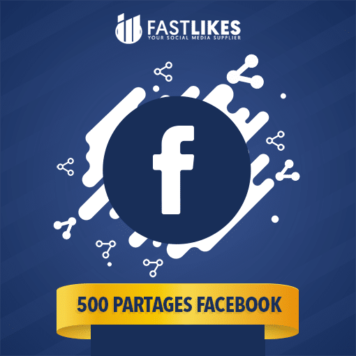 500 PARTAGES FACEBOOK