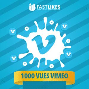 1000 VUES VIMEO