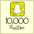 10000_snapchat_followers