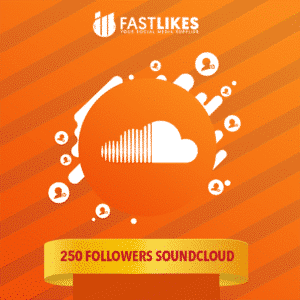 250 FOLLOWERS SOUNDCLOUD