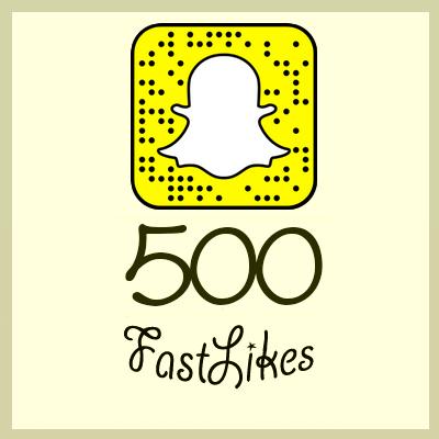 500_snapchat_followers