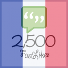 2500postlikesfrancais