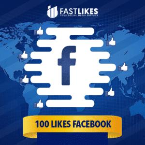 100 LIKES FACEBOOK