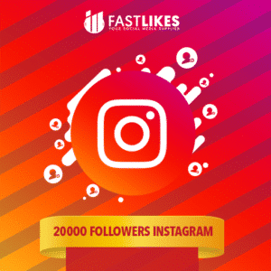 20000 FOLLOWERS INSTAGRAM