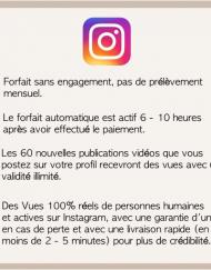 vues automatique instagram
