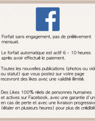 j'aime automatique facebook