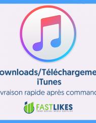 acheter des téléchargements iTunes