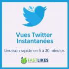acheter des vues twitter