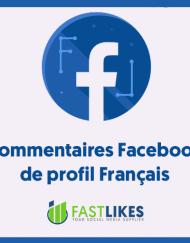 Commentaires facebook français