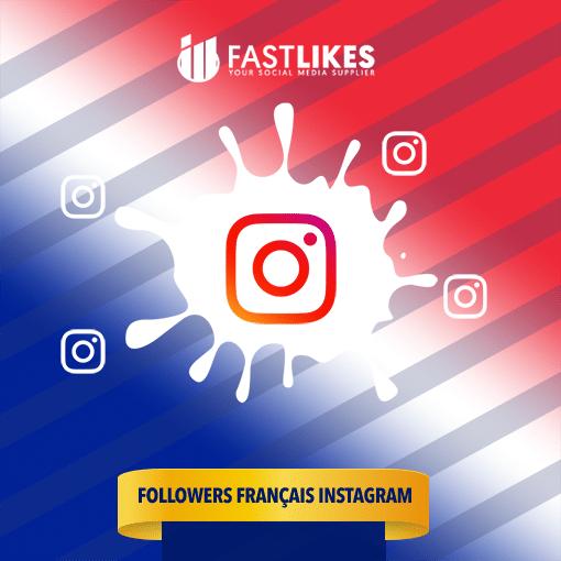 Followers Instagram Français