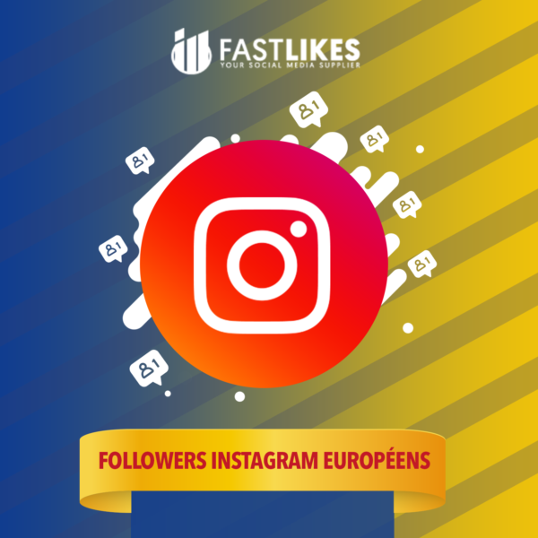 Followers Instagram Européens