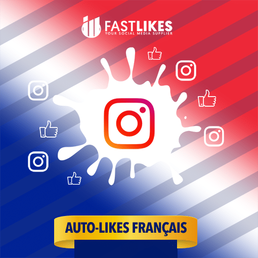 Likes Automatique Français Instagram